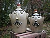 Face jugs - Sid Luck